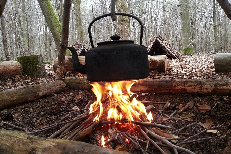 Bushcraft Kettle Cooking Recipes