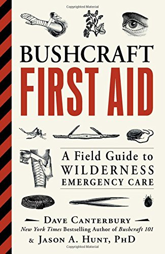 Bushcraft First Aid wilderness survival manual