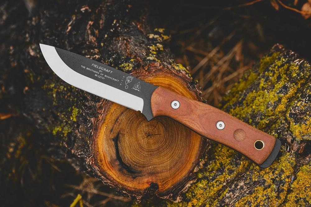 best survival backpacking knives