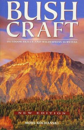 Bushcrafting survival books for beginners