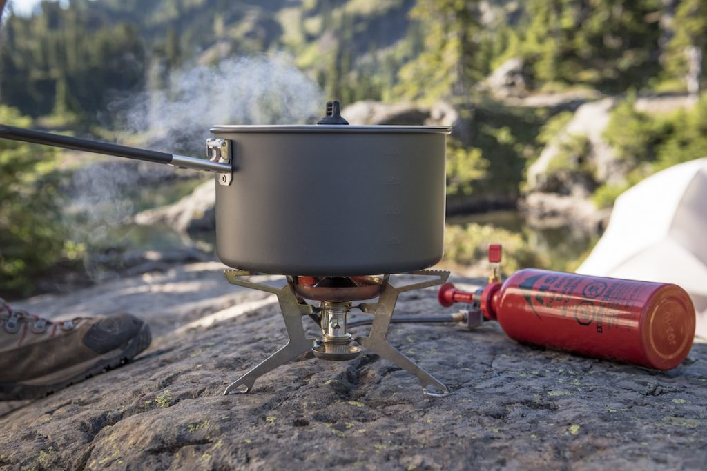 Portable Ultralight Backpacking Camping Stove