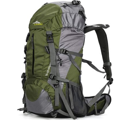 Beginner backcountry camping backpack