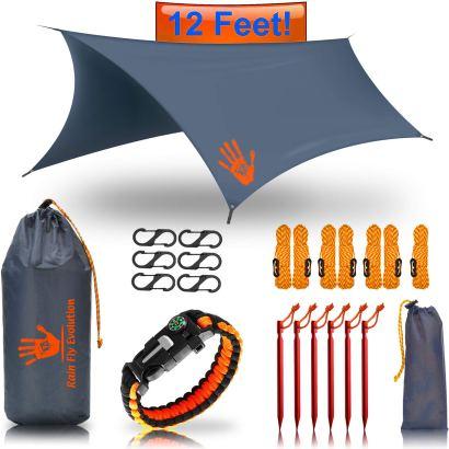 Rain Fly EVOLUTION hammock camping rainfly