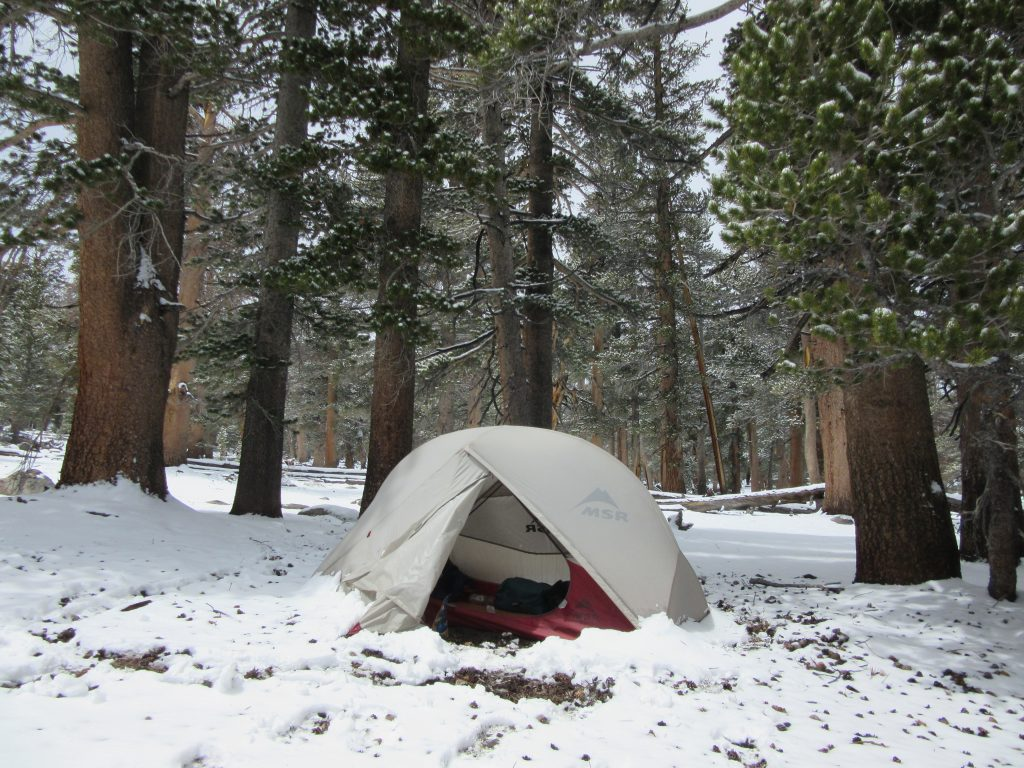 Camping In The Cold For Beginners