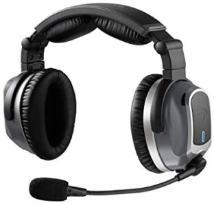 Bluetooth Wireless Noise Cancelling Headset
