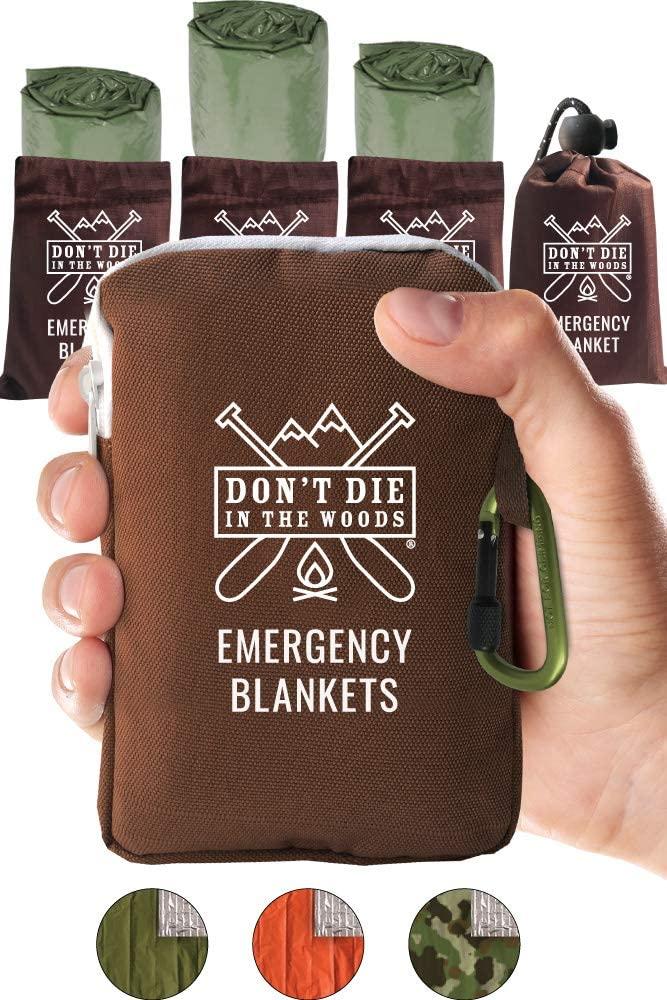 emergency preparedness kit emergency survival blanket