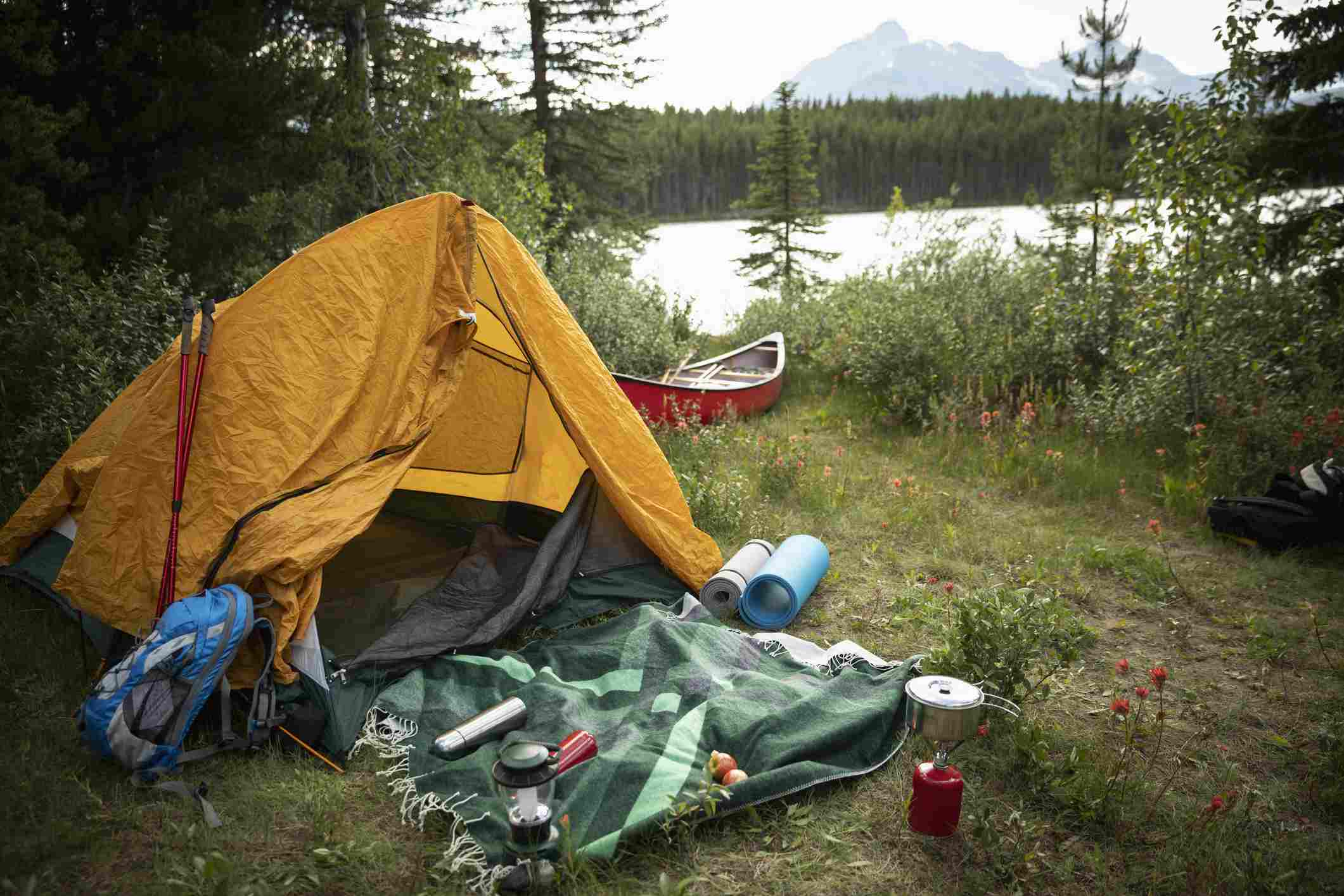 Best Solo Tents For Backpacking
