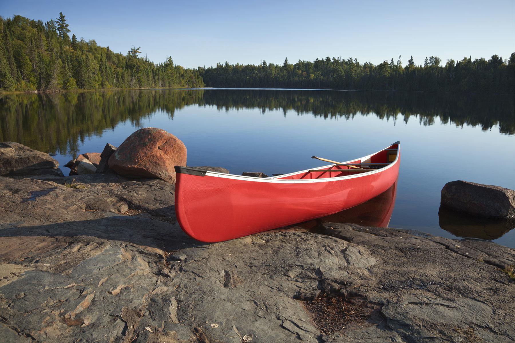 How to canoe camp for beginners