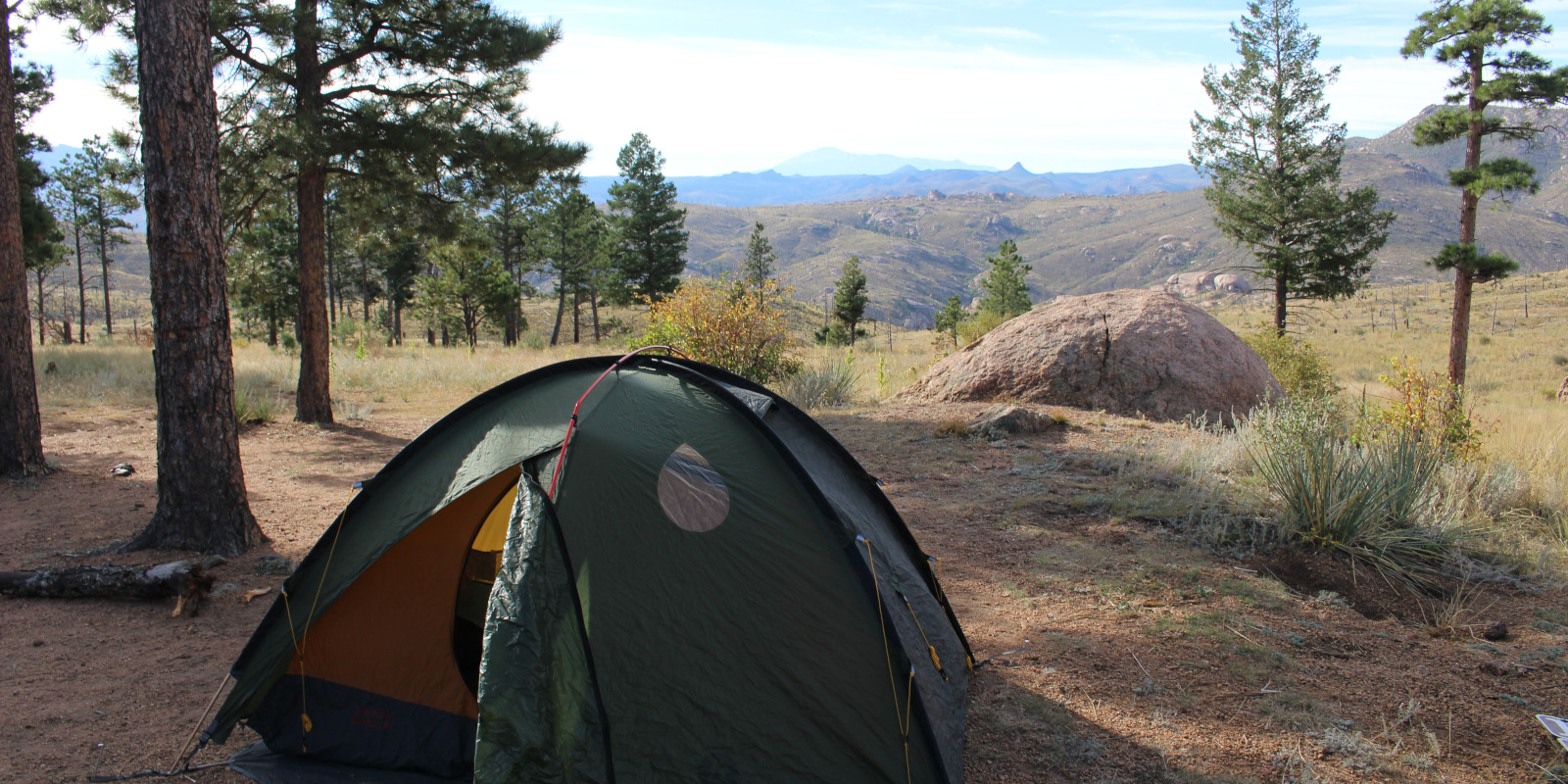 Choosing the rent tent for camping