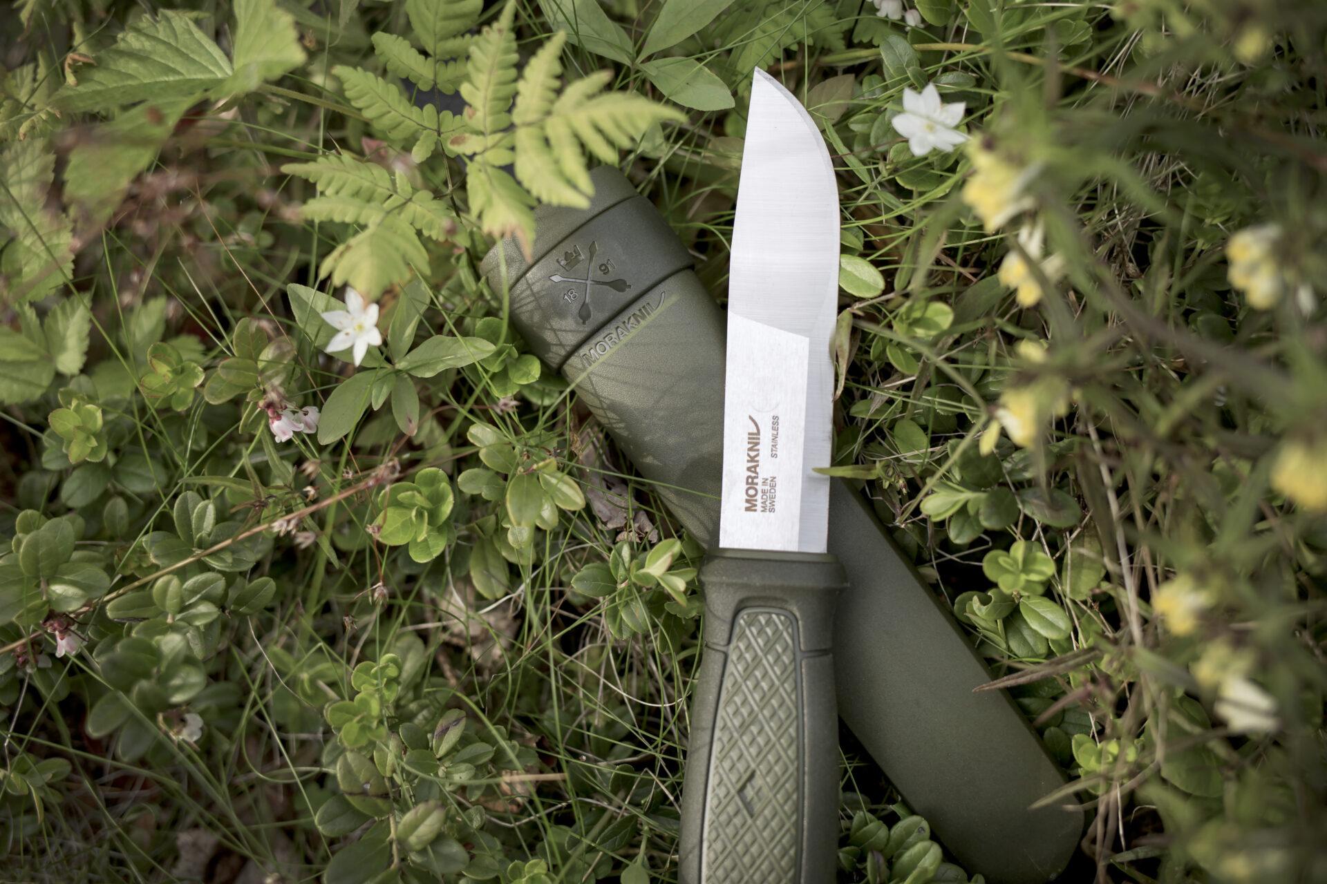 Morakniv Bushcraft Knife
