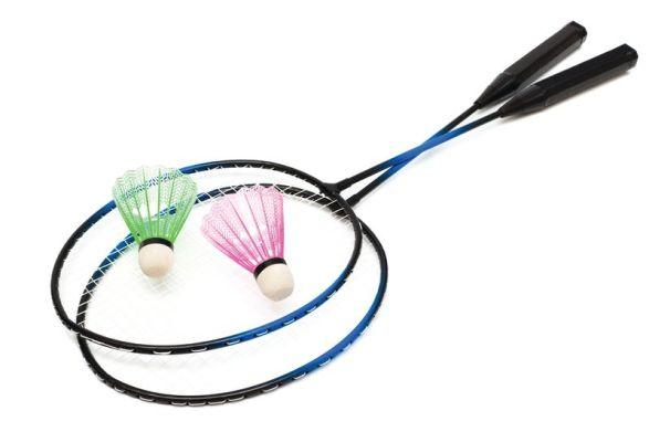 Badminton kids camping game