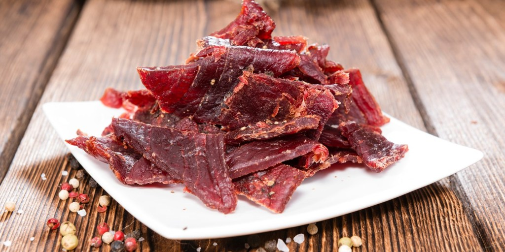 beef jerky for emergency food kits