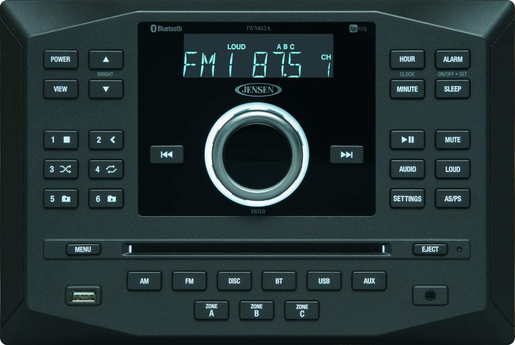 Best Overall RV Audio System
