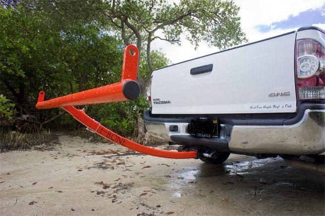 Kayak Fishing Truck Bed Extender