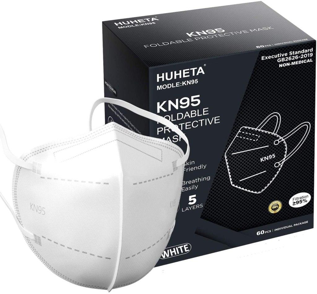 KN95 Face Mask Emergency Preparedness Kit